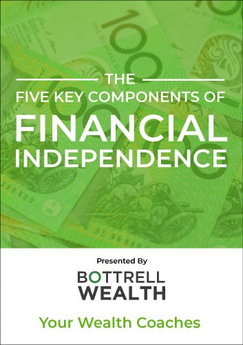 The Five Key Components of Financial Independence book cover