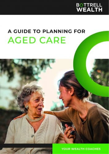 "Cover Image for ""A guide to planning for aged care"" e-Book"