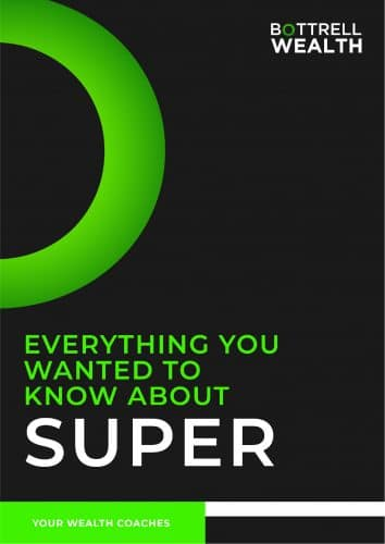 "Cover Image for ""everything you wanted to know about super"" e-book"